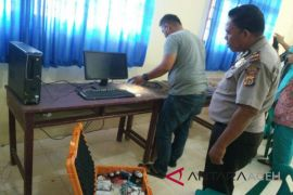 Komputer SMAN di Aceh Utara dicuri
