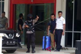 KPK periksa lagi sembilan saksi di Polda Aceh