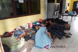 Ratusan penumpang tertunda keberangkatan di Sabang