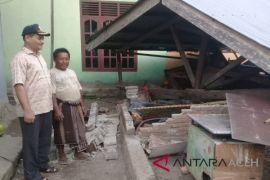 52 rumah rusak diterpa badai di Aceh Besar