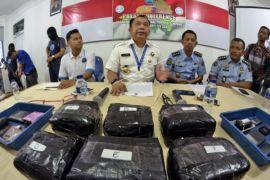 Ungkap pengiriman sabu jaringan Aceh
