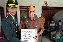 Veteran Aceh Barat harapkan Indonesia semakin damai