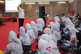 BNNP Aceh ajak pelajar perangi narkoba