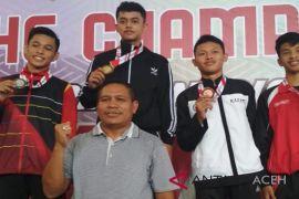 Jabar juara umum Kejurnas karate PPLP