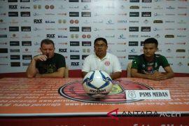 PSMS babat KNFC 5 - 1 di Piala Indonesia