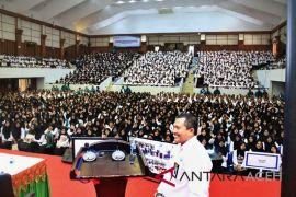 BNNP Aceh ingatkan mahasiswa tidak sentuh narkoba