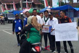 Wabup Abdya galang dana untuk Lombok