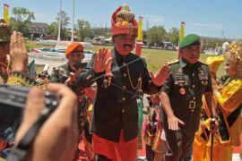 Panglima TNI diberi gelar