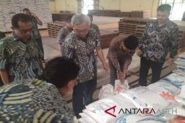 Stok rastra di Aceh Besar mencukupi