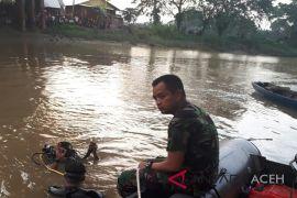 Rakit terbalik, warga Aceh Timur hilang di sungai
