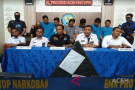BNN Aceh gagalkan kiriman 150 Kg ganja