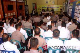 Polisi Aceh Barat dibekali aturan pemilu