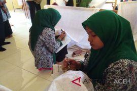 Kota Lhokseumawe kembangkan batik motif Aceh