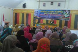 Aceh Barat perkuat seni budaya lokal