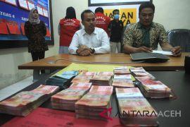 Dua mantan Kades Nagan Raya tersangka korupsi