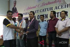 Zulkhairi juara catur Piala Senator Aceh