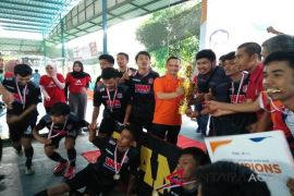 Wiratako ke zona sumatera liga futsal nusantara