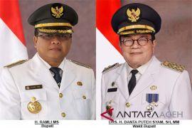 Satu tahun kepemimpinan Bupati dan Wakil Bupati Aceh Barat
