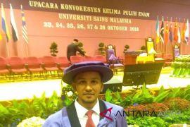 Sabirin, dosen UIN Ar-Raniry raih gelar doktor di Malaysia