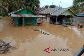 354 KK warga Aceh Singkil terdampak banjir