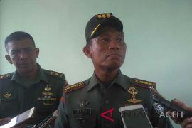 Danrem 012 jamin netralitas TNI pada pemilu 2019