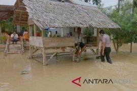 Puluhan gampong di Aceh Utara terendam banjir