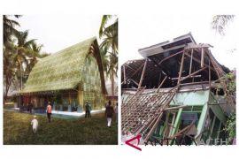 Masyarakat Aceh bangun masjid di Lombok