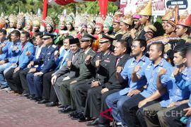 Sekda Aceh ajak pemuda bersatu
