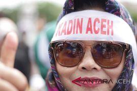 Pengusaha perempuan demo Kadin Aceh