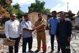 Baitul Mal Aceh bantu korban kebakaran Rp1 juta