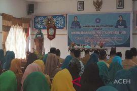 TP PKK Aceh Tengah evaluasi kinerja
