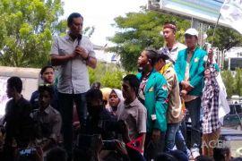 Mahasiswa Aceh tolak kehadiran perusahaan tambang emas