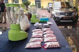 Polisi Aceh musnahkan narkoba senilai Rp4 miliar