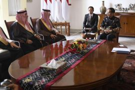 Jokowi tanya soal Khashoggi ke Menlu Arab Saudi