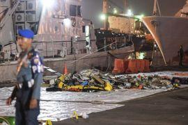 Panglima TNI tinjau proses evakuasi Lion Air JT 610