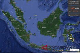 BMKG pantau empat titik panas di Aceh