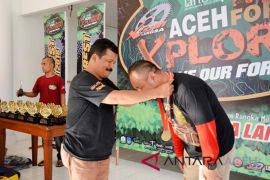 Sekda Kota Langsa sambut rombongan Aceh Forest Xplorer