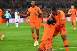 Belanda tundukkan Prancis 2-0