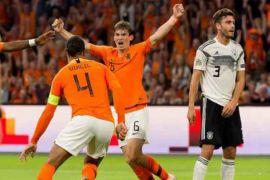 Gol-gol larut amankan tiket Belanda ke putran final Nations League