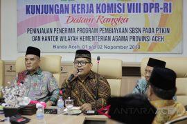 Rp181 miliar dana haji untuk PTKIN di Aceh