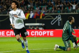 Tim Jerman wajah baru kalahkan Rusia