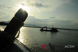 Pelabuhan Lampulo masih dangkal