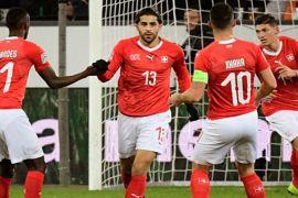 Swiss hancurkan Belgia 5-2