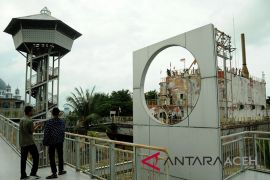 Wisman ke Aceh triwulan tumbuh 12,48 persen