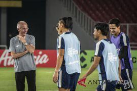 Sven Goran Eriksson: tak mudah kalahkan Indonesia