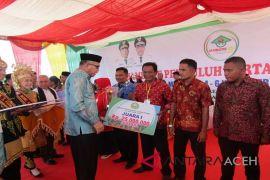 Ribuan penyuluh pertanian ikuti jambore provinsi Aceh