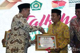 Menag Lukman kembali apresiasi Kanwil Kemenag Aceh