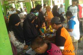 Kegiatan pasar murah Bulog Aceh berakhir