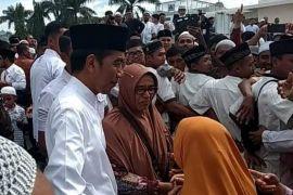 Capres Jokowi batal hadiri Rakerda pemenangan Aceh