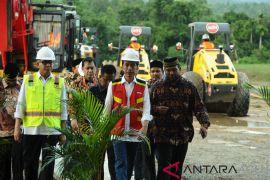 Presiden: tol Lampung-Aceh tersambung 2024
